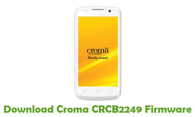 Download Croma CRCB2249 Stock ROM
