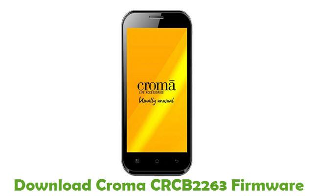 Download Croma CRCB2263 Firmware