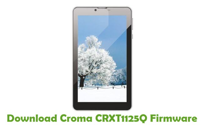 Download Croma CRXT1125Q Stock ROM