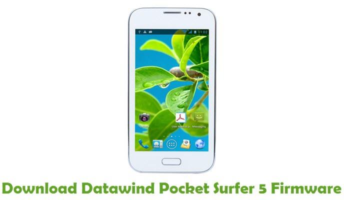 Download Datawind Pocket Surfer 5 Firmware