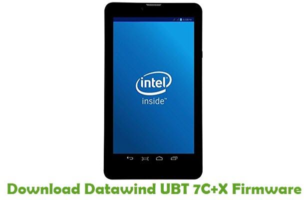 Download Datawind UBT 7C+X Firmware