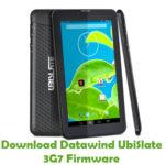 Datawind UbiSlate 3G7 Firmware