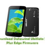 Datawind UbiSlate 7C Plus Edge Firmware