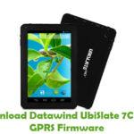 Datawind UbiSlate 7C Plus GPRS Firmware