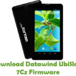 Datawind UbiSlate 7Cz Firmware