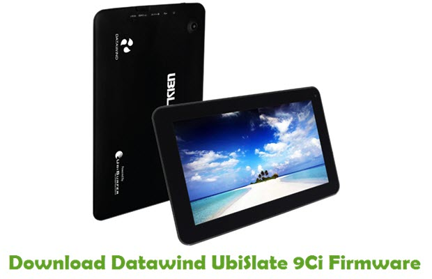 Download Datawind UbiSlate 9Ci Firmware