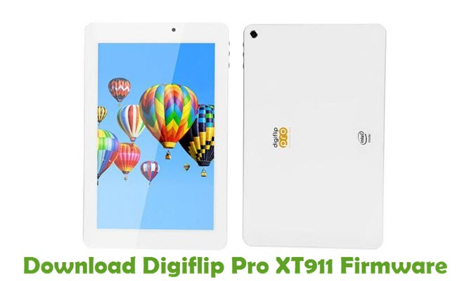 Download Digiflip Pro XT911 Firmware