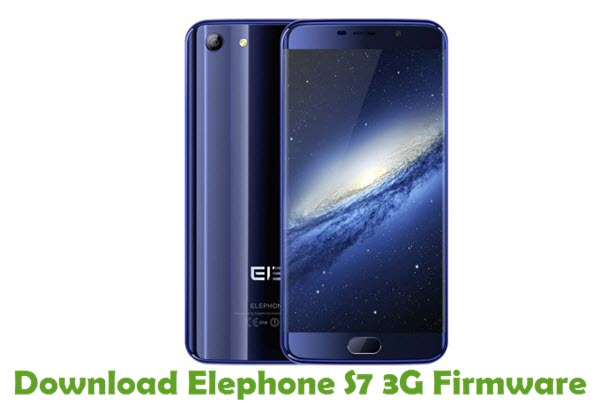 Download Elephone S7 3G Firmware