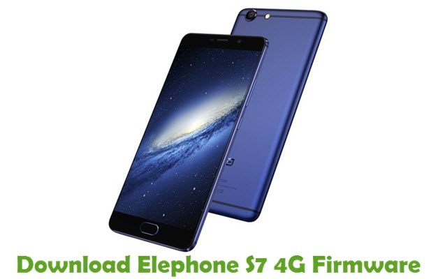 Download Elephone S7 4G Firmware