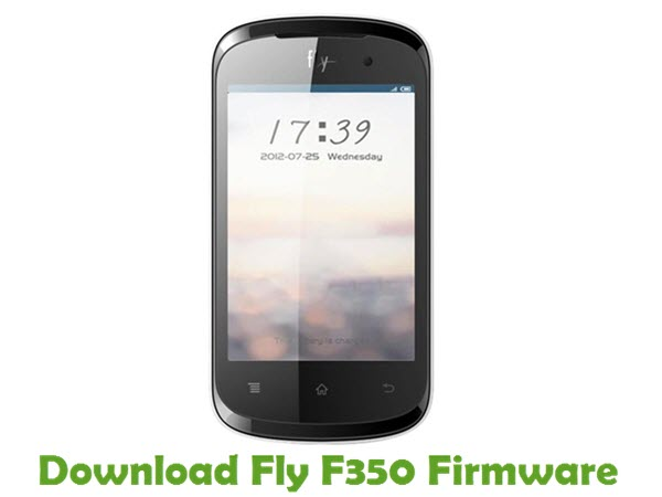 Download Fly F350 Firmware