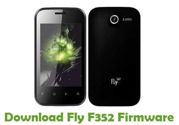 Download Fly F352 Firmware