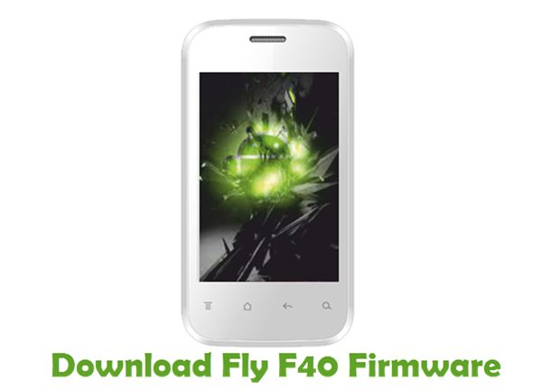 Download Fly F40 Firmware