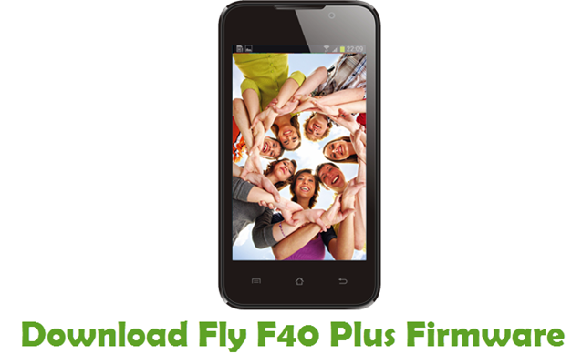 Download Fly F40 Plus Firmware