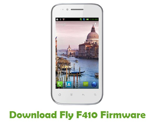 Download Fly F410 Firmware