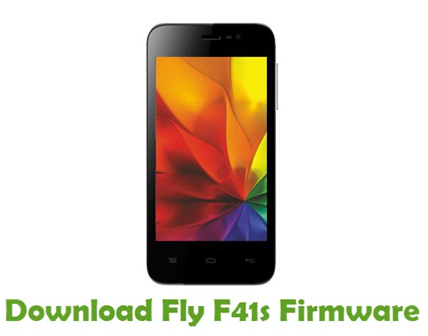 Download Fly F41s Firmware