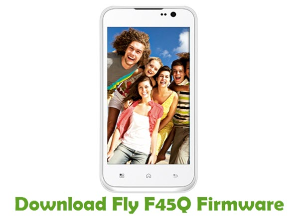 Download Fly F45Q Firmware