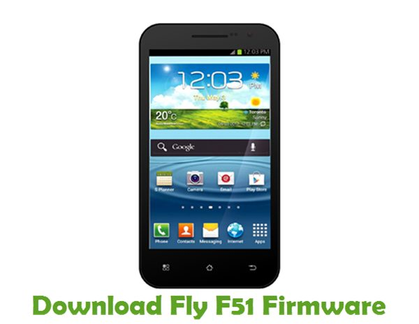 Download Fly F51 Firmware