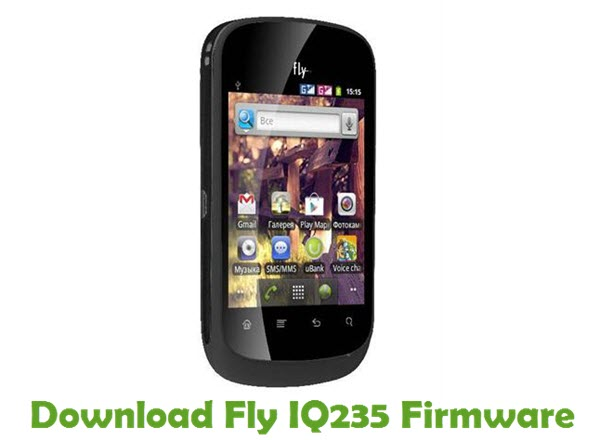 Download Fly IQ235 Firmware