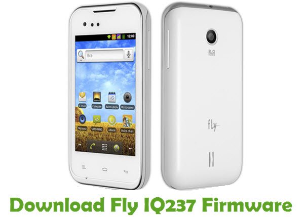Download Fly IQ237 Firmware