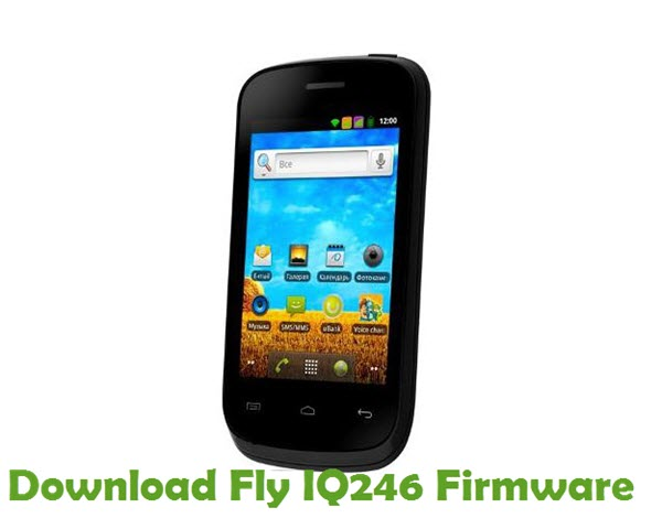 Download Fly IQ246 Firmware