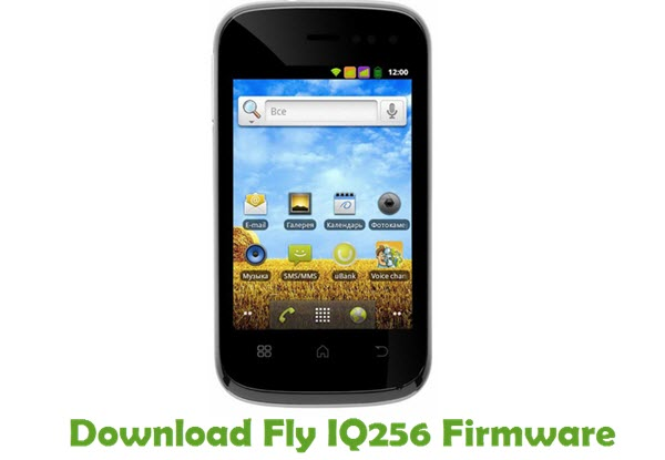 Download Fly IQ256 Firmware
