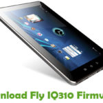 Fly IQ310 Firmware