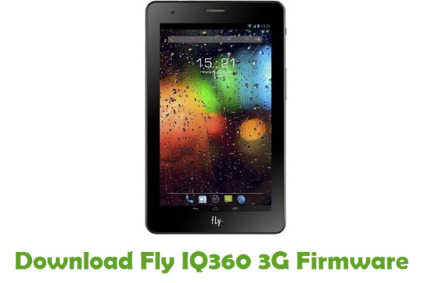 Download Fly IQ360 3G Firmware