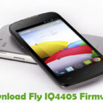 Fly IQ4405 Firmware