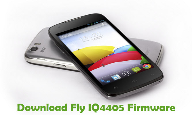 Download Fly IQ4405 Firmware