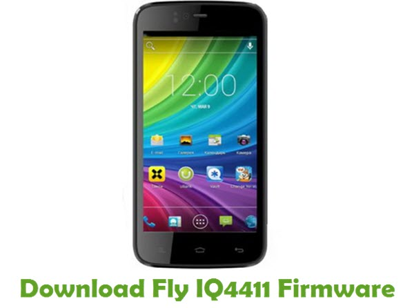 Download Fly IQ4411 Firmware