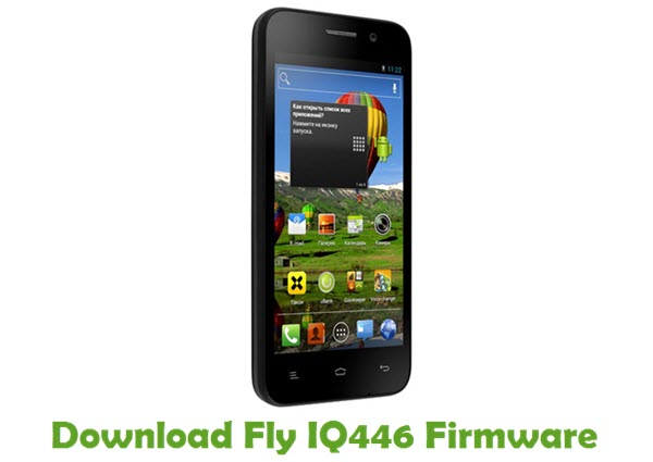 Download Fly IQ446 Stock ROM