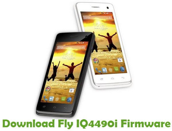 Download Fly IQ4490i Firmware