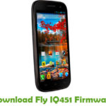 Fly IQ451 Firmware