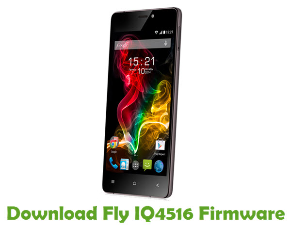 Download Fly IQ4516 Firmware