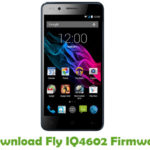 Fly IQ4602 Firmware