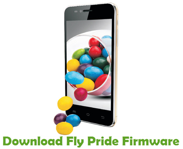 Download Fly Pride Firmware