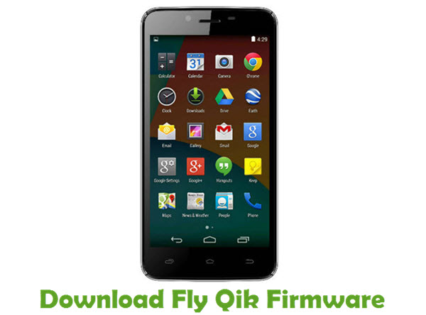 Download Fly Qik Firmware