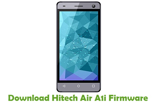 Download Hitech Air A1i Firmware
