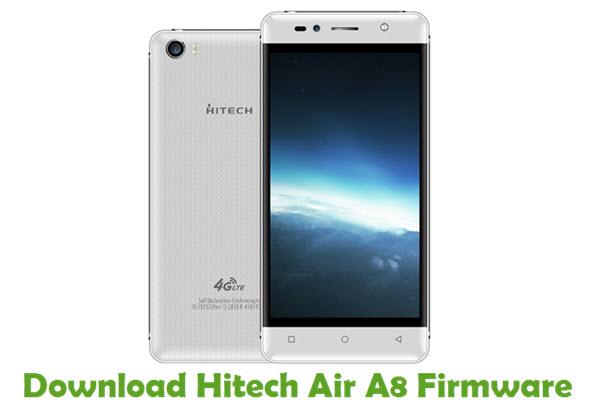 Download Hitech Air A8 Firmware