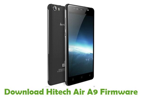Download Hitech Air A9 Firmware