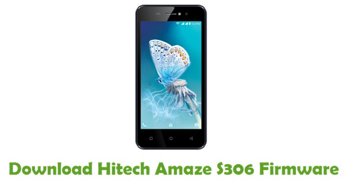 Download Hitech Amaze S306 Firmware