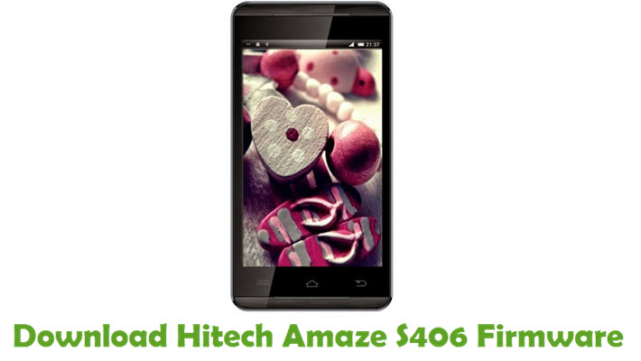 Download Hitech Amaze S406 Firmware
