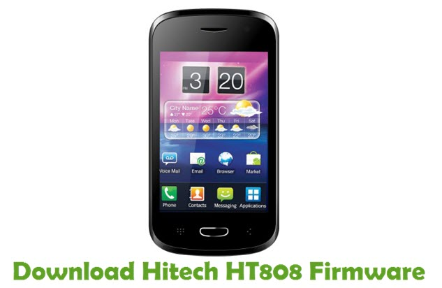 Download Hitech HT808 Firmware