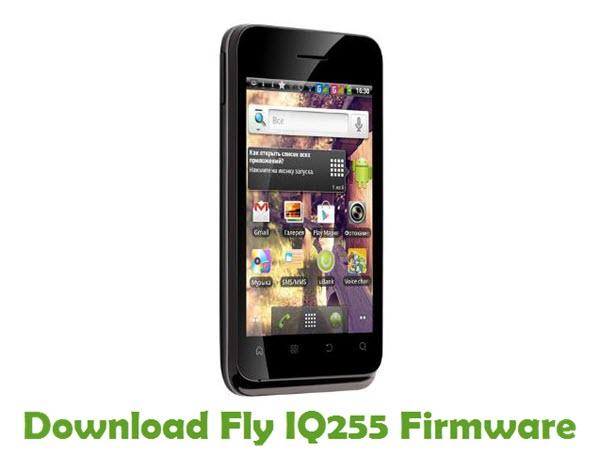 Download IQ255 Firmware