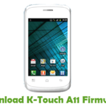 K-Touch A11 Firmware