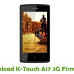 K-Touch A17 3G Firmware