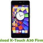 K-Touch A30 Firmware