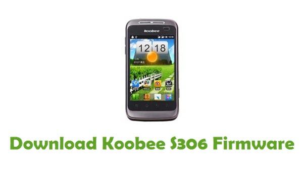 Download Koobee S306 Firmware