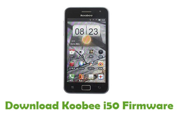 Download Koobee i50 Firmware