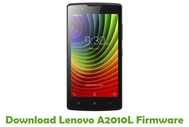 Download Lenovo A2010L Stock ROM